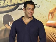 Salman Khan Says <i>Dabangg 4</i> Is Already Written. We Can't Tell If He's Serious