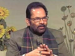 "Opposition Carries ""Secular Tag On Communal Bag"": BJP's Mukhtar Abbas Naqvi In Kerala"