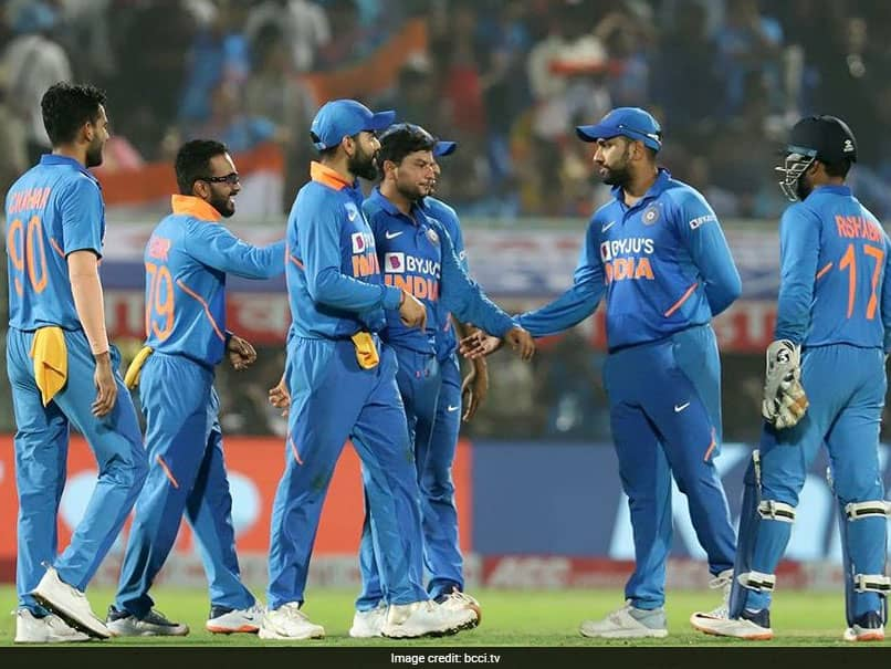 India vs West Indies, 2nd ODI: Rohit Sharma, Kuldeep Yadav Guide India To Series-Levelling Victory Against West Indies