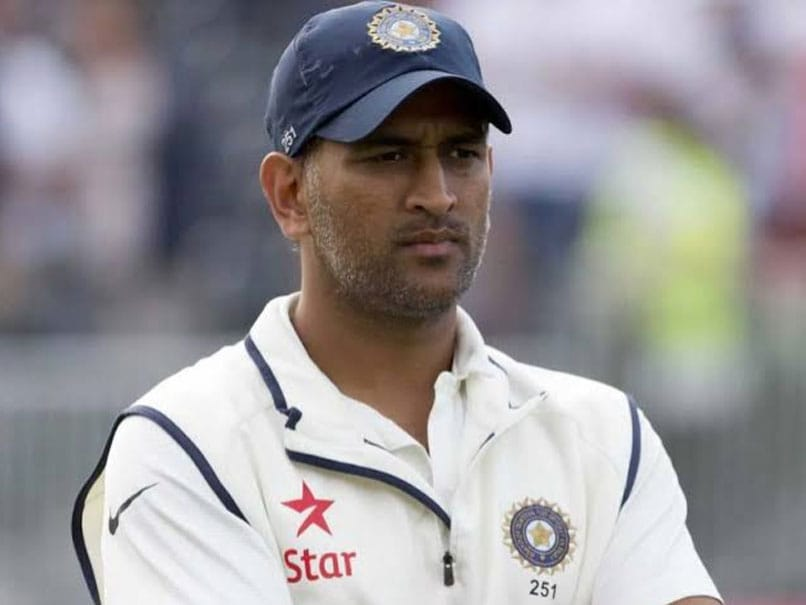 MS Dhoni Announced Retirement From Test Cricket On This Day, In 2014