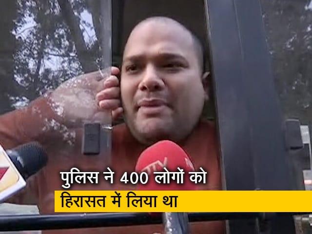 Video : रवीश कुमार का प्राइम टाइम: दिल्ली में CAA के विरोध में प्रदर्शन