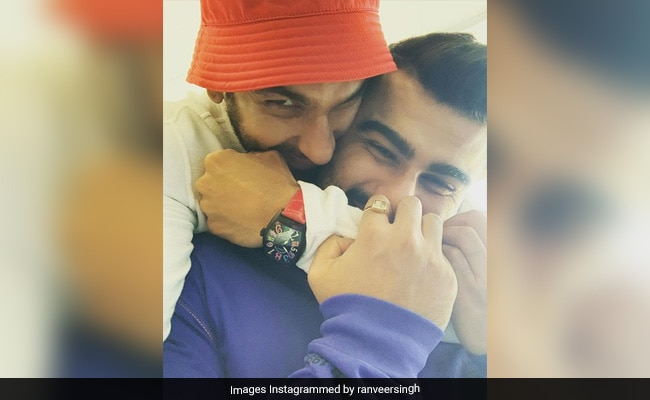Ahead Of Panipat, Bajirao Ranveer Singh's Four Words To Sadashiv Rao Arjun Kapoor: 'Go Forth And Conquer'