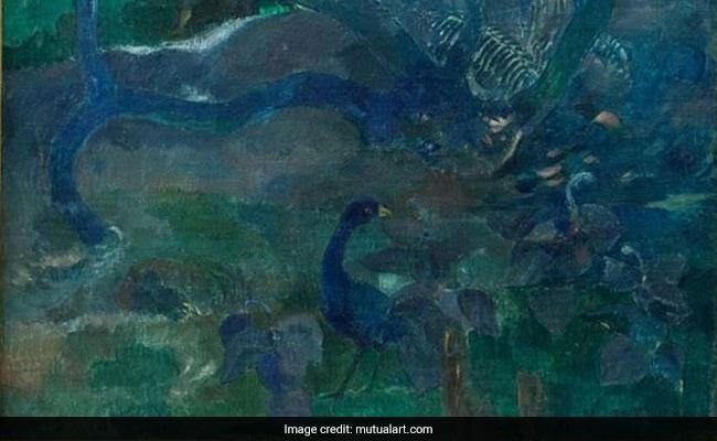 Rare Paul Gauguin Painting Sells For 9.5 Million Euros At Paris Auction