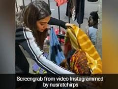 Nusrat Jahan ने शेयर किया Video, बोलीं- हर कोई खुशी का हकदार है...
