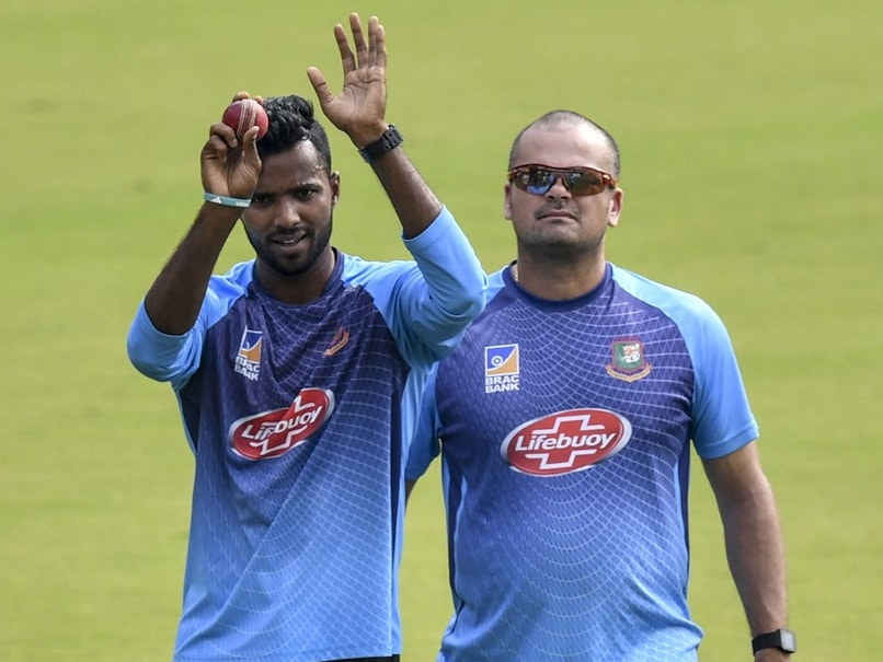 Charl Langeveldt Quits As Bangladesh Bowling Coach, Accepts South Africa Role