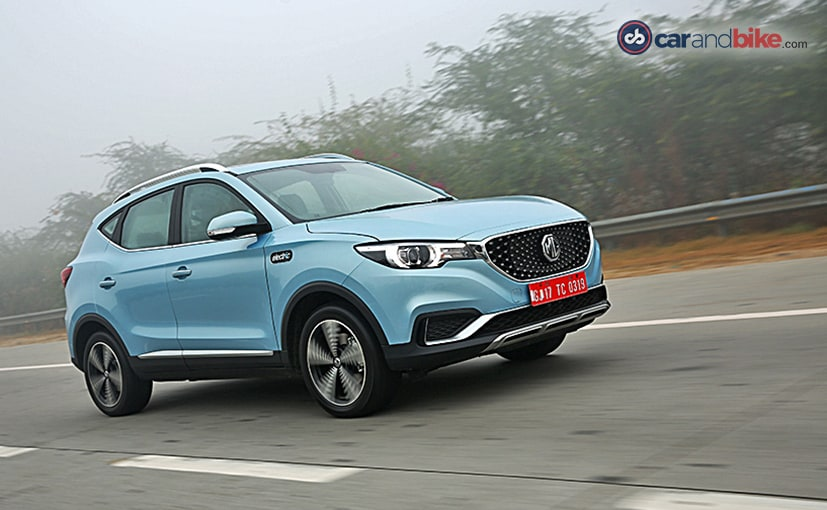 The MG ZS EV will be sold 5 cities - Delhi, Mumbai, Ahmedabad, Bengaluru, and Hyderabad