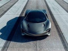 McLaren Speedtail Does 403 Kmph; Makes It The Fastest McLaren Ever