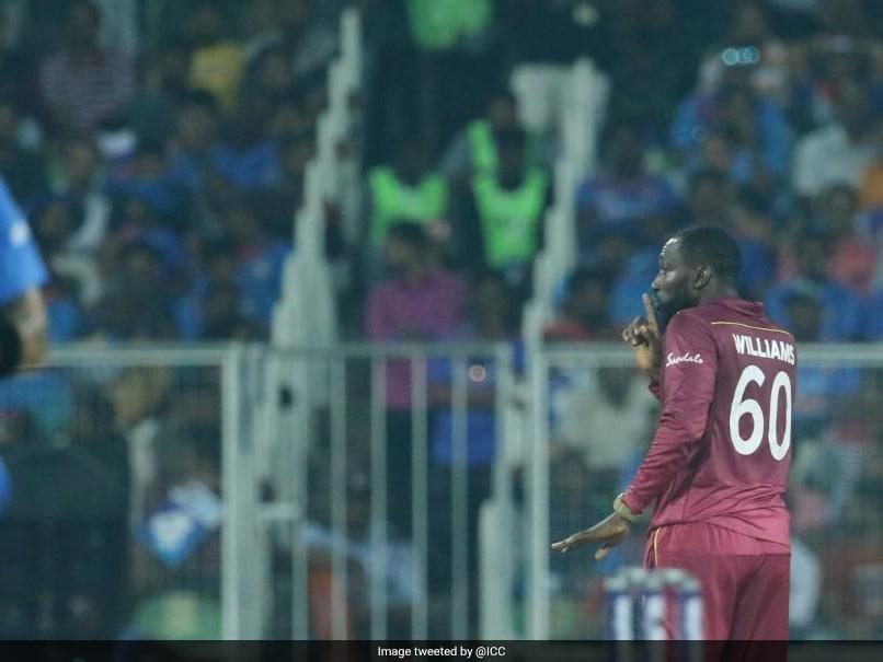 India vs West Indies: No 'Notebook', Kesrick Williams Does 'Shush' Gesture After Dismissing Virat Kohli. Watch