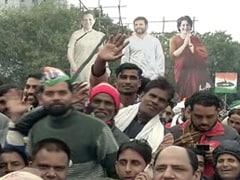 দুর্ভোগ মুমকিন হ্যায়: ভারত বাঁচাও সমাবেশে বিজেপিকে আক্রমণ প্রিয়াঙ্কা গান্ধির
