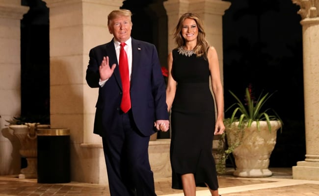 Donald Trump's Christmas Eve Confession: No Gift Yet For Wife Melania