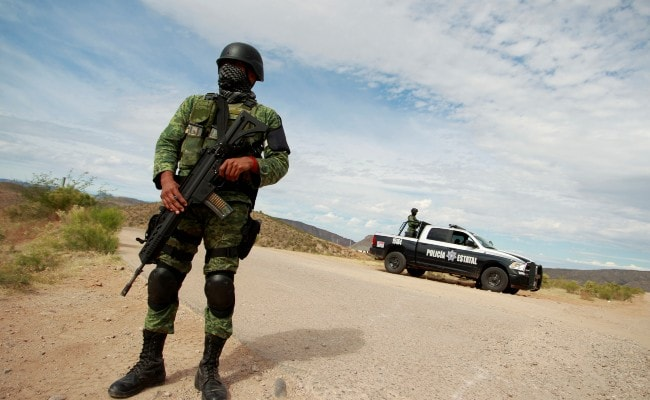 Shootout Between Suspected Drug Traffickers, Cops Kills 21 In Mexico