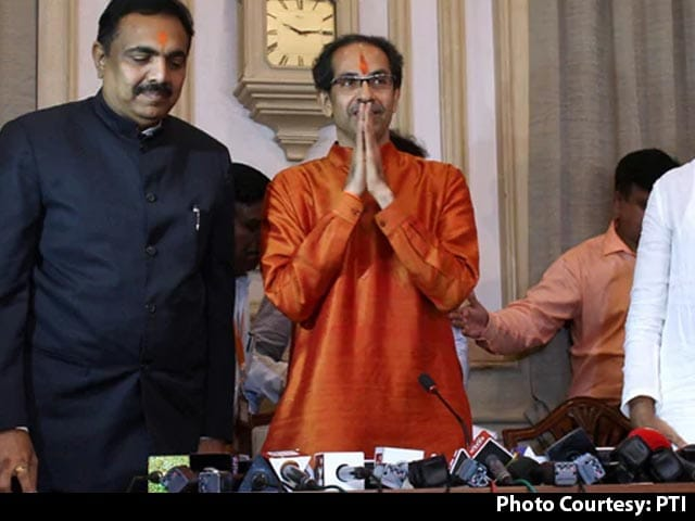 "Video : ""We Mixed Religion With Politics, Mistake"": Uddhav Thackeray On BJP Taunt"