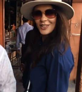 Catherine Zeta-Jones, On Her Way To India Again, Relives Last Trip