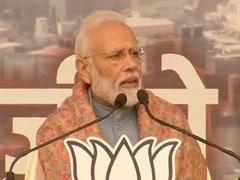 PM Modi Congratulates Hemant Soren For Jharkhand Win