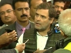 "'PM Should Apologise': Rahul Gandhi Tweets Video Amid ""Rape In India"" Row"