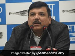 AAP's Sanjay Singh To Send Migrants Home In Flights Using His MP Quota