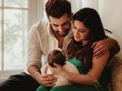 Jay Bhanushali And Mahhi Vij Share First Pic Of Baby Daughter Tara