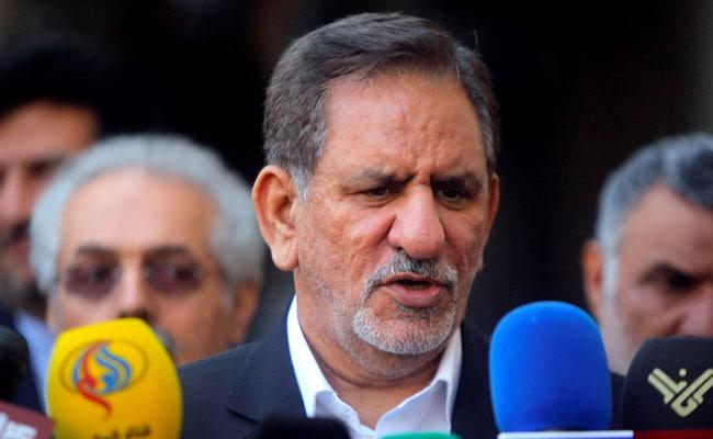 Iran Still Selling Oil Despite US Sanctions, Says Vice President: Report