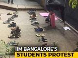 Video : IIM Bangalore's Unique Protest Against Citizenship Act