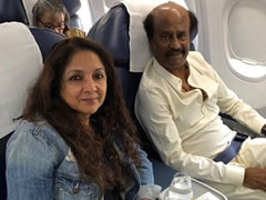 On Rajinikanth's Birthday, Neena Gupta Expresses 'Wish To Work With Him'