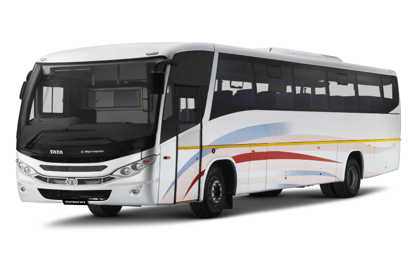 Tata Motors offers a comprehensive range of buses suitable for public commute needs.