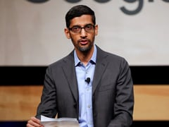 """Sundar (Pichai) Only Sheriff In Town"": New Alphabet Boss Ends Confusion"