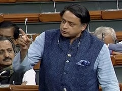 Citizenship Bill Will Mean Victory Of Jinnah's Thoughts: Shashi Tharoor