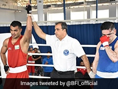 Olympic Qualifiers: Vikas Krishan Beats Duryodhan Singh Negi, Will Represent India In 69kg Category