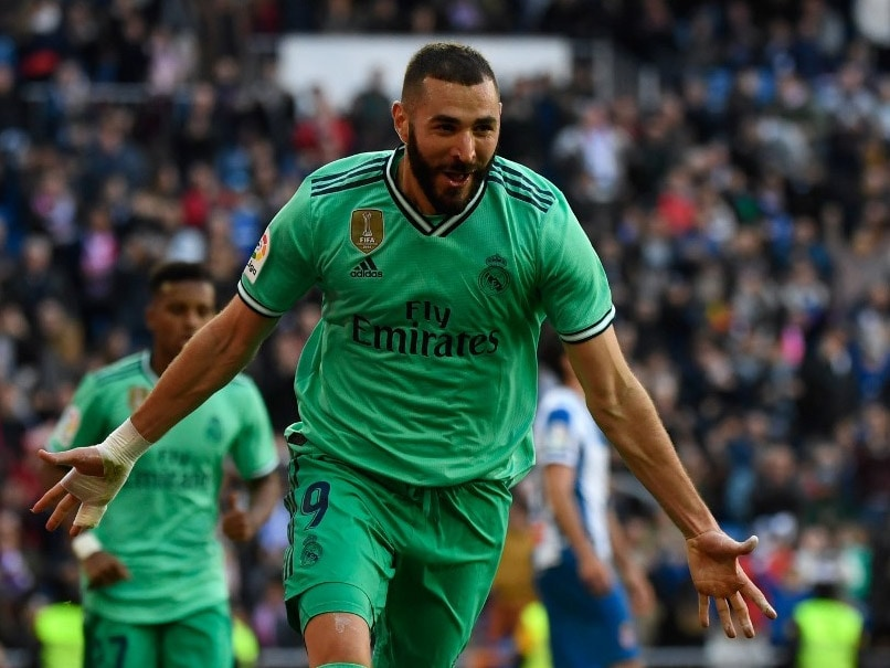 Real Madrid vs Espanyol: Real Madrid Cruise Past Espanyol In La Liga As Karim Benzema Delivers Again #Sportskeedi