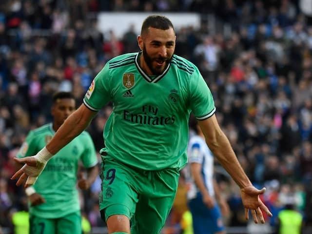Real Madrid vs Espanyol: Real Madrid Cruise Past Espanyol In La Liga As Karim Benzema Delivers Again