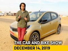 Video: Tata Altroz Review, 2019 India Bike Week