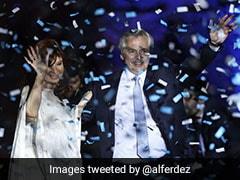 अर्जेंटीना के नए राष्ट्रपति बने अल्बटरे फर्नांडीज