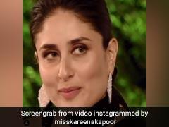 सैफ अली खान संग शादी के फैसले पर खुलकर बोलीं करीना कपूर, कहा- प्यार करना कोई गुनाह नहीं...देखें Video