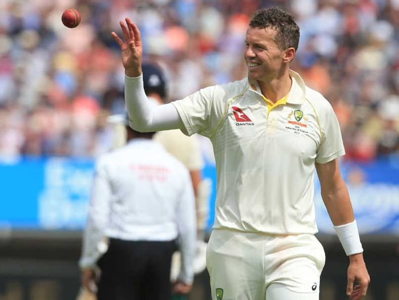 Veteran Seamer Peter Siddle Recalled To Australia Boxing Day Test Squad