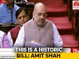 Video : Citizenship Bill Gives New Hope To Persecuted Minorities: Amit Shah