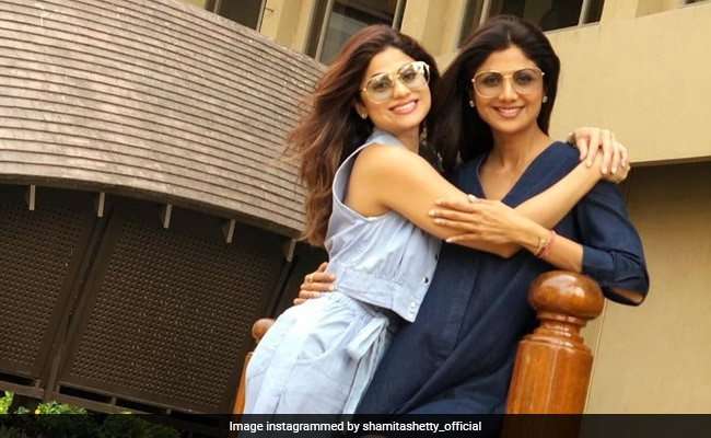 Shilpa Shetty 'Cooks Up A Storm' For Christmas, Finds Company In Shamita Shetty And Son Viaan