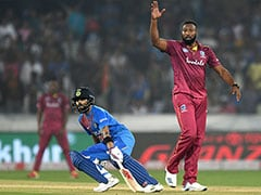 "Kieron Pollard Says ""Excited For This Young Bunch"" After Eight-Wicket Win Over India In 2nd T20I"