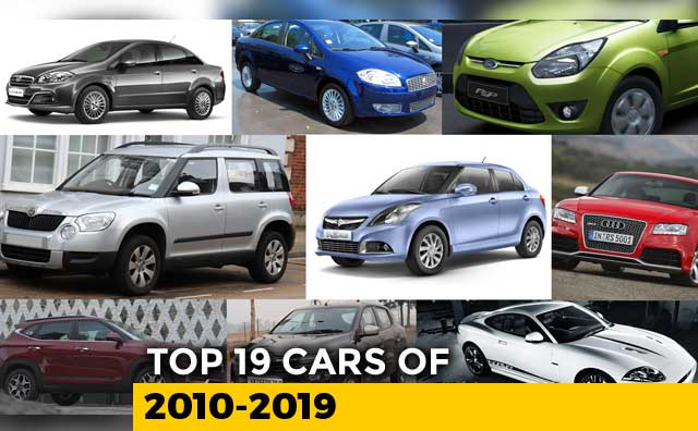 Video : Top 19 Cars Of The Last Decade: 2010-2019