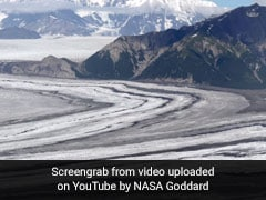 NASA's Time-Lapse Video Of Earth's Glaciers Captures 50 Years Of Change