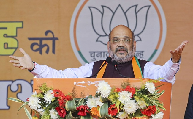 Amit Shah Sets 2024 Deadline For Citizens List NRC, Says Infiltrators Will Be Expelled By Then