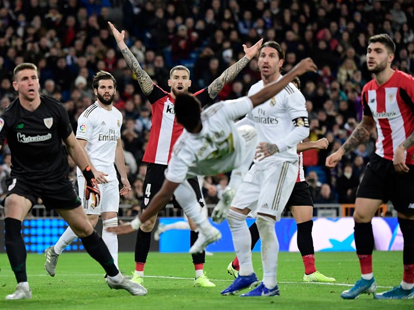 Real Madrid Lose Ground In Spanish Title Race After Stalemate