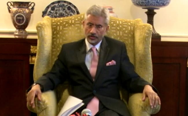S Jaishankar To Hold Talks With Chinese, Russian Foreign Ministers On June 23