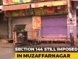 "Video : Days After Yogi Adityanath's ""Revenge"" Remark, Shops Sealed Over Violence"