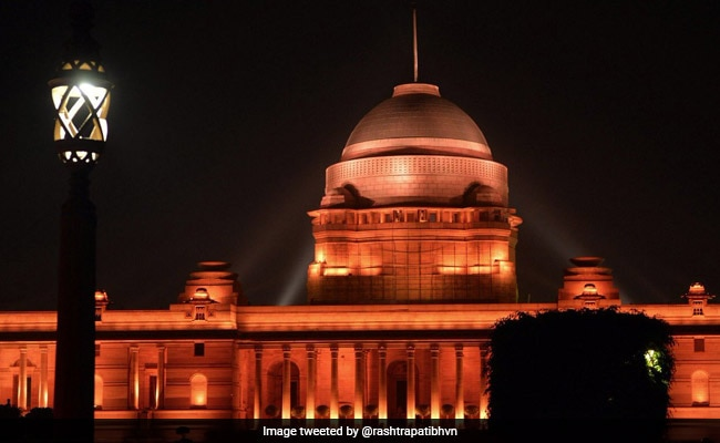 Rashtrapati Bhavan To Reopen For Public From August 1
