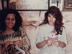 Twinkle Khanna Posts Pic With Grandmother Betty Kapadia. No Caption Needed