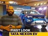 Video : Tata Nexon EV First Look