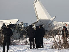 15 Dead After Plane With 98 On Board Crashes Into Building In Kazakhstan