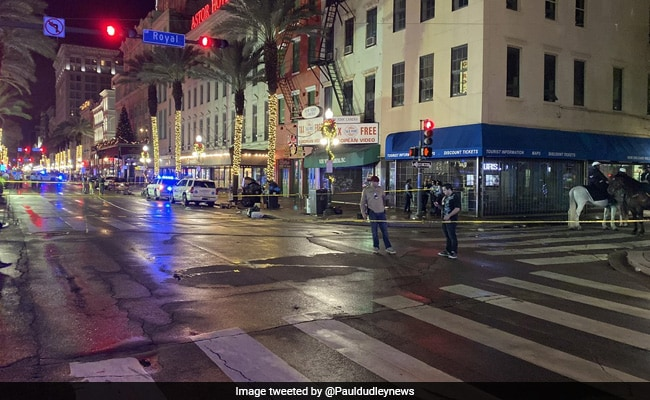 11 Injured In Shooting At Crowded Tourist Hub In New Orleans, 2 Critical