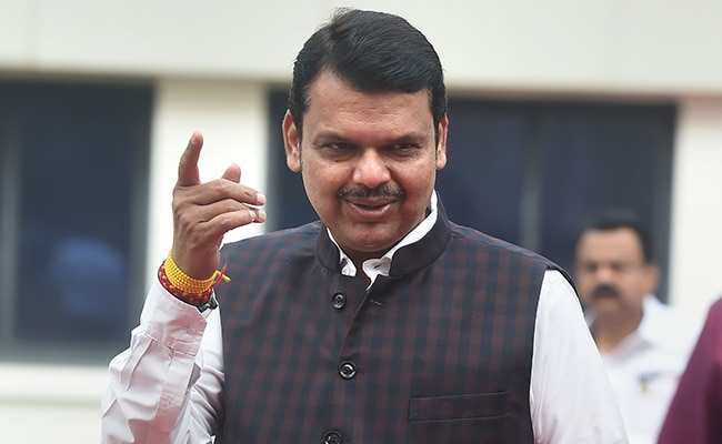 Maharashtra Slipped Two Spots In Attracting FDI Under Sena-Led Government: Devendra Fadnavis