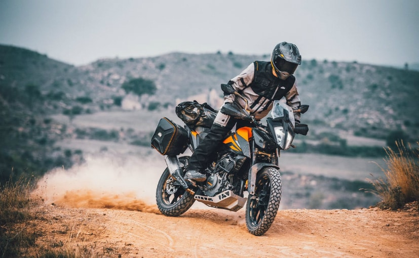 KTM 390 Adventure Launched In India; Priced At Rs. 2.99 Lakh